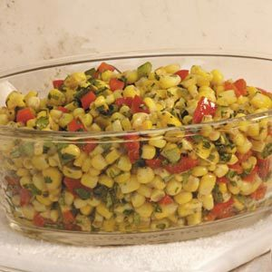 Southwest Skillet Corn Recipe