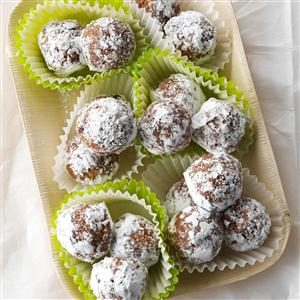 Coconut Rum Balls Recipe photo by Taste of Home