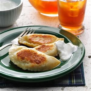 Homemade Polish Pierogies Recipe