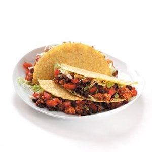 Tex-Mex Turkey Tacos Recipe