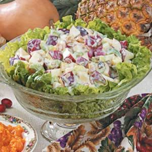 Pineapple Waldorf Salad Recipe