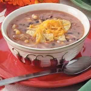 Skinny Tortilla Soup Recipe