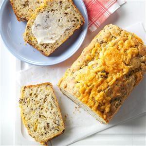 Olive & Onion Quick Bread Recipe
