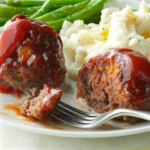 Muffin Pan Meatballs Recipe