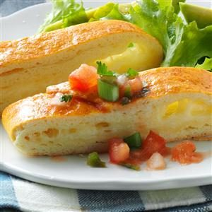 Rollo de Queso Recipe