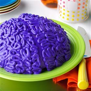 Brainy Cake Recipe