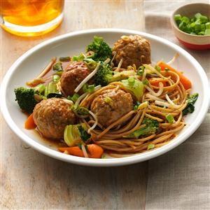 Whole Grain Chow Mein Recipe