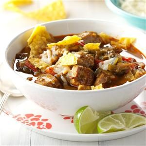 Spicy Pork & Green Chili Verde Recipe
