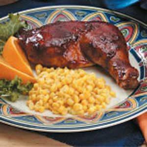 Molasses Barbecue Sauce Recipe