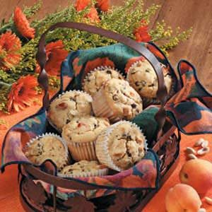 Trail Mix Muffins Recipe