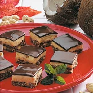 Contest-Winning Peanut Butter Squares Recipe