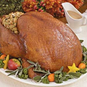 Stuffed Roast Turkey Recipe