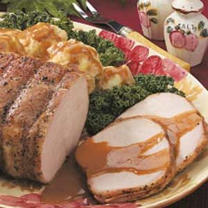 Old-World Pork Roast