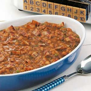 Bebop Baked Beans Recipe photo by Taste of Home