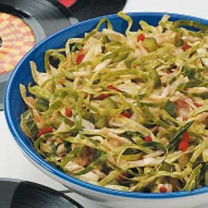 Nat King Cole Slaw Recipe