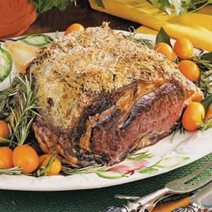 Seasoned Roast Recipe