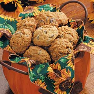 Pumpkin Chip Cookies