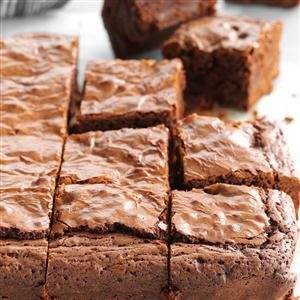 Ultimate Fudgy Brownies Recipe