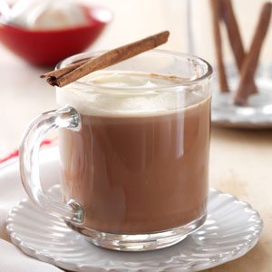 Cinnamon Mocha Coffee Recipe