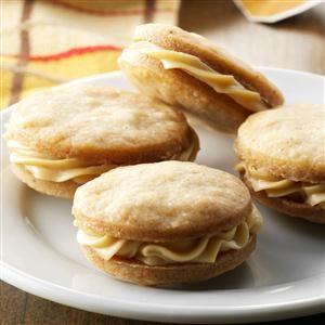 Chai Tea Sandwich Cookies Recipe