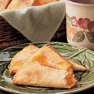 Mini Apricot Turnovers Recipe