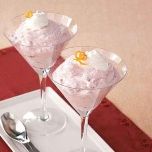 Cranberry Fool Recipe