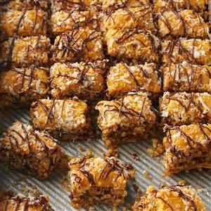 Touch of Coconut Baklava