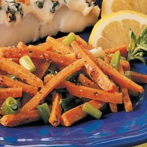 Carrot Saute Recipe