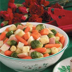 Winter Vegetable Medley Recipe