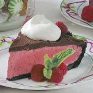 Fudge Berry Pie Recipe