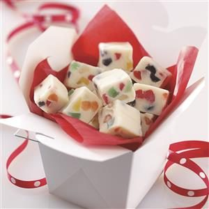 Gumdrop Fudge Recipe