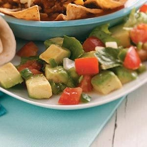 Jalapeno Avocado Salad Recipe