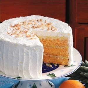 Hawaiian Cake Recipes With Mandarin Oranges