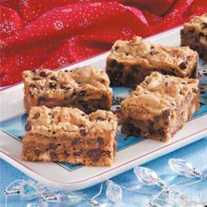 Caramel Chip Bars Recipe