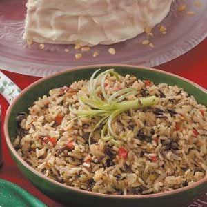 Holiday Wild Rice Recipe