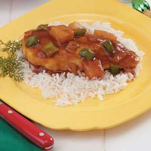 Honey Barbecue Chicken Recipe