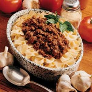 All-Purpose Meat Sauce Recipe