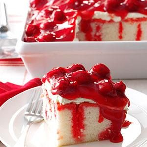 Cherry Dream Cake