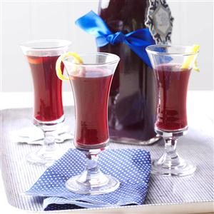 Mulled Wine Cordial Recipe