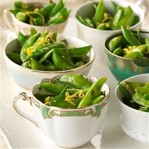 Snap Pea Salad Recipe