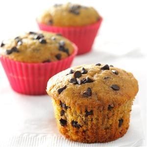 Marcie's Banana Chocolate Chip Muffins