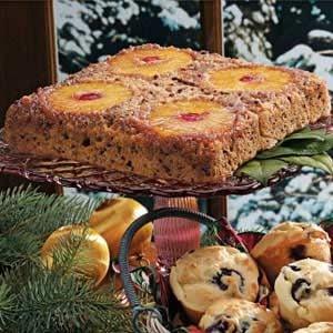 Pineapple Date Bread Recipe