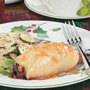 Fruit-Stuffed Chicken Recipe