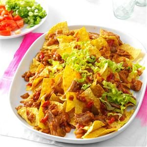 Pulled Pork Nachos Recipe