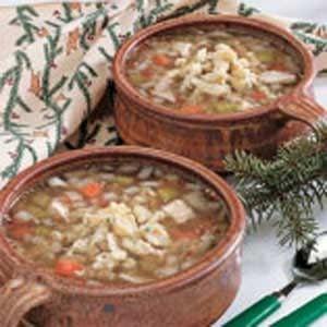 Farmhouse Chicken Soup