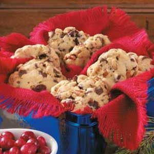 Winning Cranberry Chip Cookies Recipe