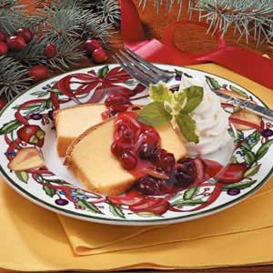 Almond Cranberry Sauce Recipe