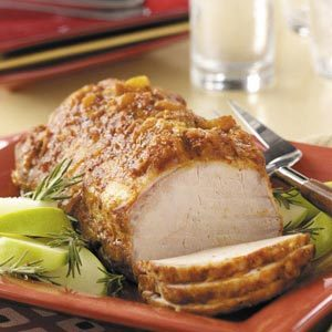 Slow-Cooked Pork Roast