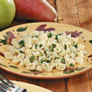 Garlic-Buttered Pasta Recipe