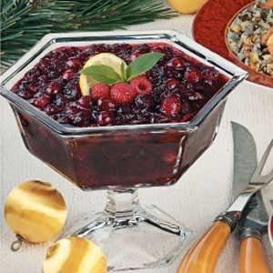 Cranberry Sauce Recipe